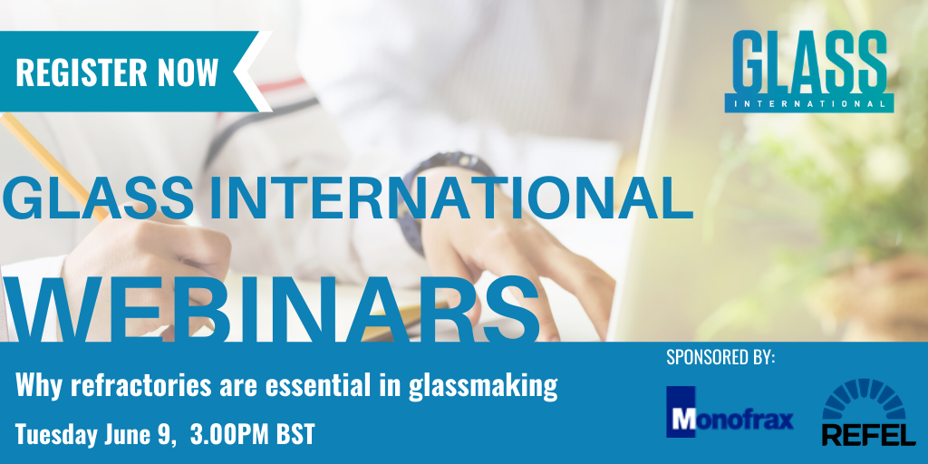 Glass International Refractories Webinar